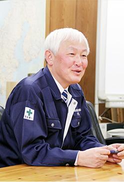 副代表 渋澤 寿一